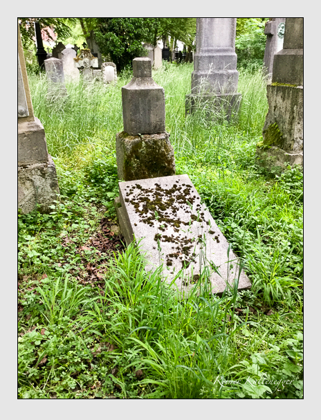 Grab der Familie Molitor auf dem Alten Südfriedhof München (Oktober 2016)