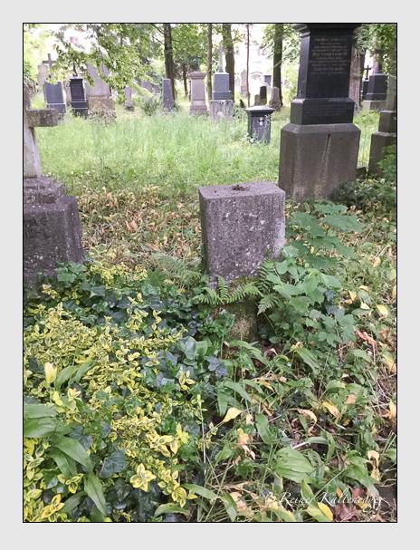 Grab der Familie Beer auf dem Alten Südfriedhof München (Oktober 2016)