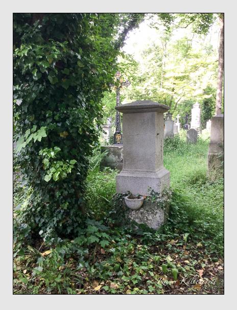 Grab der Familie Pabst auf dem Alten Südfriedhof München (Juni 2017)