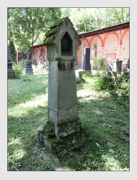 Grab der Familien Eger · Ott auf dem Alten Südfriedhof München (Juli 2017)