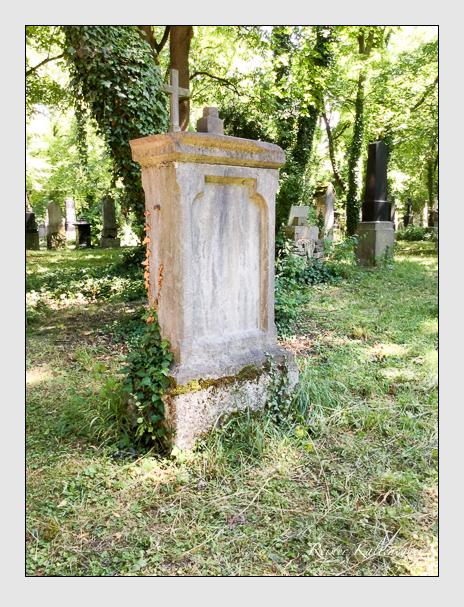Grab der Familie Diemer auf dem Alten Südfriedhof München (Januar 2018)