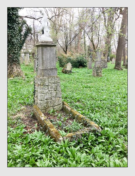 Grab der Familien Morasch · Reithmayer auf dem Alten Südfriedhof München (April 2018)