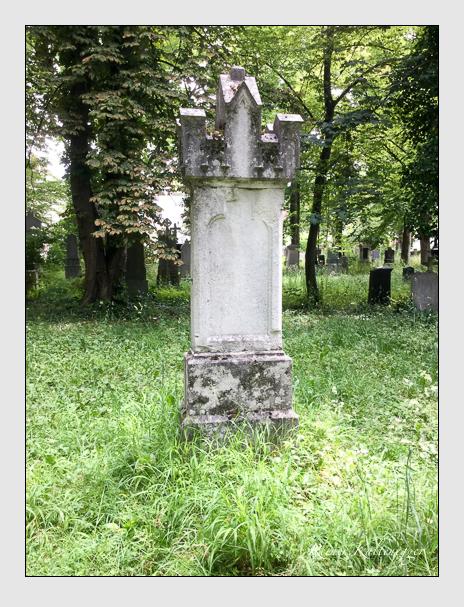 Grab der Familie Wengert auf dem Alten Südfriedhof München (Mai 2018)