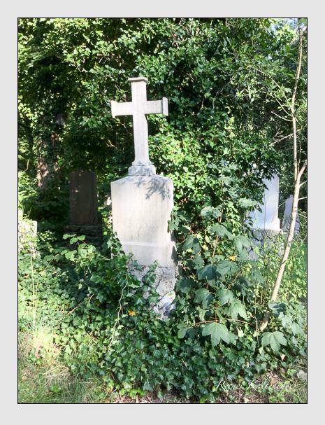 Grab der Familien Müller · Neuer auf dem Alten Südfriedhof München (August 2019)