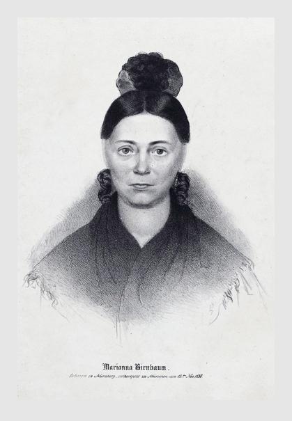 Maria Anna Birnbaum. Stadtarchiv München: Historischer Verein von Oberbayern – Bildersammlung.