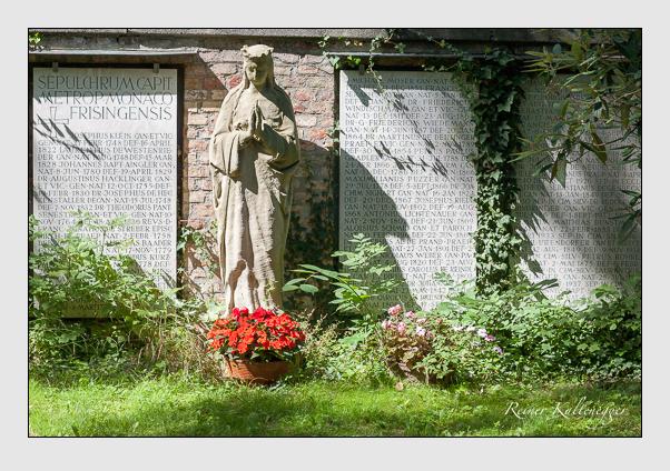 Grab des Metropolitankapitel München-Freising (August 2007)