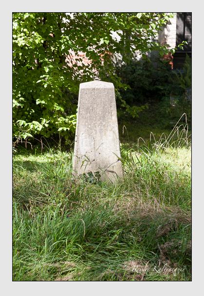 Grab der Familie Eher auf dem Alten Südfriedhof München (August 2011)