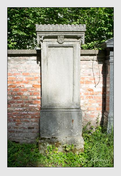 Grab der Familie Du Prel auf dem Alten Südfriedhof München (August 2012)