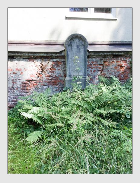 Grab der Familie Keller auf dem Alten Südfriedhof München (Oktober 2017)