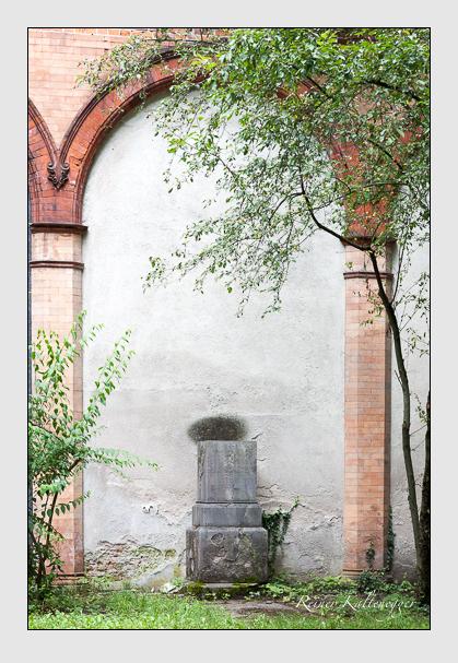 Grab der Familie Dannhauser auf dem Alten Südfriedhof München (Juli 2008)