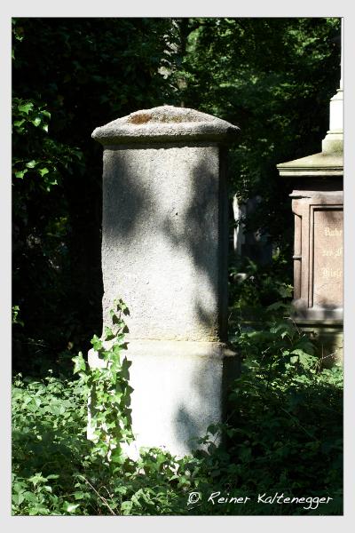 Grab der Familien Correck · Donauer · Schwaab auf dem Alten Südfriedhof München (Juni 2014)